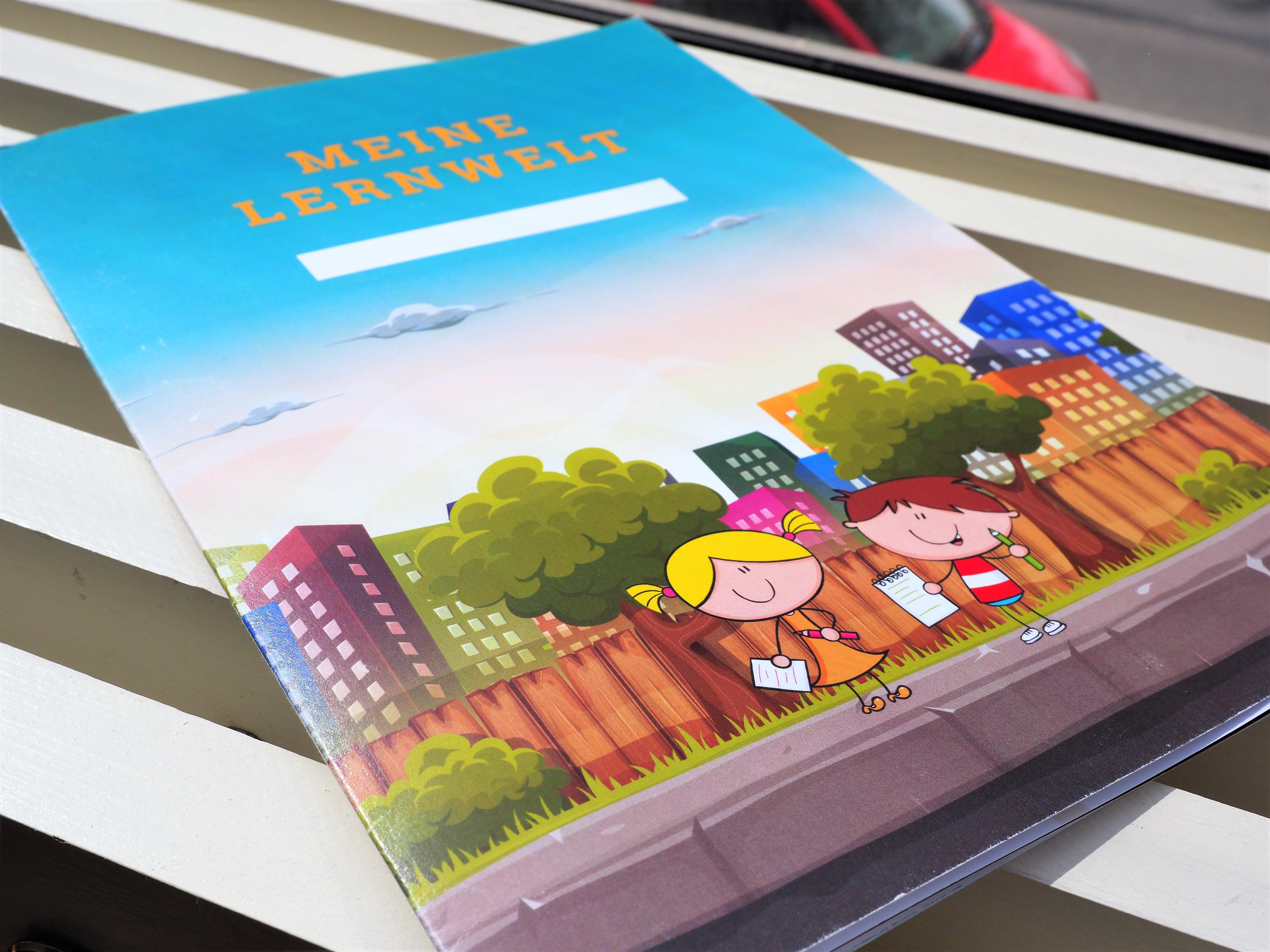 Cover Heft Lernlandkarte